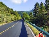 安康平利圣高交通设施生产喷塑护栏板安装施工公路防撞挡车栏