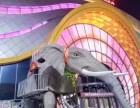 鹤壁机械大象厂家展览租赁游行神兽机械大象出租价格