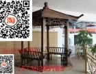 重庆防腐木木屋凉亭价格 碳化木木屋建造厂家