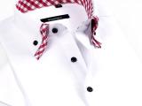 【伙拼】2014堡仕顿新款男士短袖衬衫 时尚男式半袖衬衣 男装清