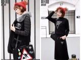 意大利蜂后国际潮牌秋冬装品牌折扣女装货源哪里有