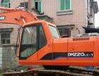 进口中型斗山DH220-7挖掘机,性能优良品质包运送