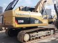 二手挖掘机出售:现货卡特320D二手挖掘机出售