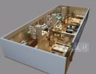 家具商场设计 家具市场设计 市场规划施工图效果图