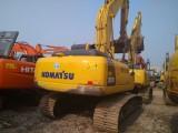 江苏二手小松200-8挖掘机 可送货上门