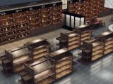 张家港展柜定做厂:粘稠状展柜货架使用材料的优缺点比较法欢迎