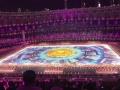 从2017全运会开幕式聚集晚会舞台中数字展示技术的运用
