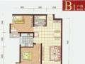 六合园两居室朝南次卧,精装修,厨房卫生间干净,家具家电齐。