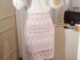 2015夏季新款韩版OL气质半身裙 时尚百搭蕾丝包臀女式半身裙A