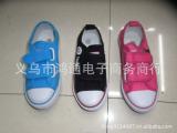 特价新款儿童帆布鞋热卖 时尚休闲胶鞋童鞋 外贸库存鞋A-64