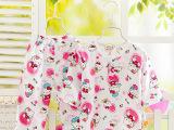 儿童家居服0-12岁棉绸卡通睡衣童套装批发2015 厂家直销