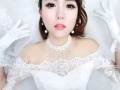 襄阳卢娜造型新娘跟妆新娘早妆宴会妆主持人妆生活妆