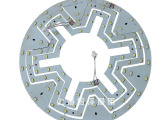 批发吸顶灯光源 LED吸顶灯18W正白光源 灯具配件厂家直销
