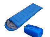 夏季信封式睡袋 户外成人睡袋 加厚保暖带帽睡袋超轻午休野营睡袋