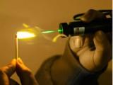 正品L1激光手电大功率镭射灯绿光满天星点火柴远射可防身打鸟瞄准