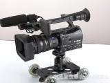 5d2单反摄像机轨道车 静音滑轨 桌面迷