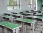 合肥全新学生课桌椅低价出售
