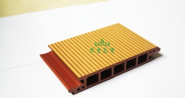 潮州塑木地板厂家-潮州木塑地板价格-木皇至尊