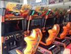 重庆 动漫城游戏机回收跳舞机赛车电玩城整场设备回收