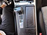 鄭州新款奧迪A6L C8 黑樺木內飾安裝效果圖