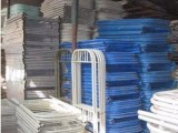 武汉高低床回收,上下铺铁床回收,上门收购