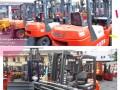 出售二手合力叉车,3吨5吨二手叉车,免费试车 报销路费