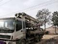 车载泵中联37米泵车