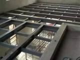 北京钢结构阁楼加固 室内二层夹层制作 楼梯焊接制作价格
