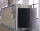山东厂家定做高温汽车烤漆房 电加热烤漆房质保一年
