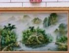 涿州丹青阁装饰画定制批发 字画装裱做框