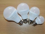 厂价直销led灯外壳球泡灯塑料外壳3W5W7W9W球泡外壳E27