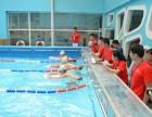 第五届少儿游泳大赛 在七巧板华侨城幼儿园游泳池举行