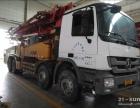 江苏XZJ5415THB48二手混凝土泵车