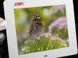 极度空间JDBF8寸电子相册/A+特丽屏/多功能数码相框/高清超