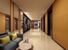 沙坪坝大学城宾馆装修 酒店装饰设计 找重庆爱港装饰
