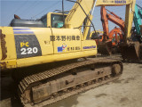 成都精品小松200220和240等二手挖掘机出售二手小挖掘机