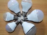 LED塑料外壳E27套件球泡灯塑料外壳配件白色塑料套件批发