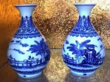 景德镇辉龙陶瓷厂直销仿古瓷器。仿古青花龙
