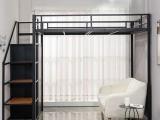 出售北欧简约现代铁艺高架床,支持定制