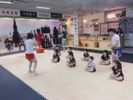 搏击暑期班昌平自由搏击散打 合胜道搏击馆