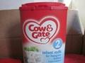 20罐英国牛栏二段正品奶粉转让