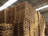 苏州回收废旧木托盘栈板包装箱