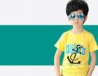 新款时尚童装短袖T恤 厂家低价批发 3块