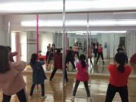 娜舞聚星国际舞蹈学校减肥瘦身,形体拉伸,爵士舞钢管舞培训