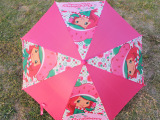 雨伞厂家定制卡通儿童雨伞 直杆可爱儿童公主伞 儿童卡通雨伞