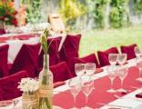 我们公司是一个富有朝气,勇于探索的婚礼策划团队
