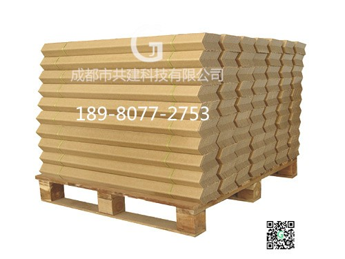 都江堰纸护角 纸卡板 纸栈板 蜂窝纸板 蜂窝纸箱