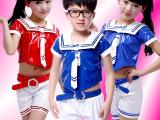 六一儿童舞蹈服男女童表演服幼儿爵士舞演出服装儿童爵士舞演出服