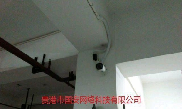 贵港市国安网络科技专业安防监控/网络布线/水电安装
