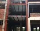 朝阳区专业做封阳台阳光玻璃钢架房室内外钢架楼梯制作钢结构阁楼